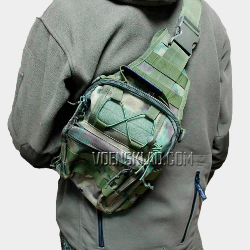 Universal One-Shoulder back А-ТАCS