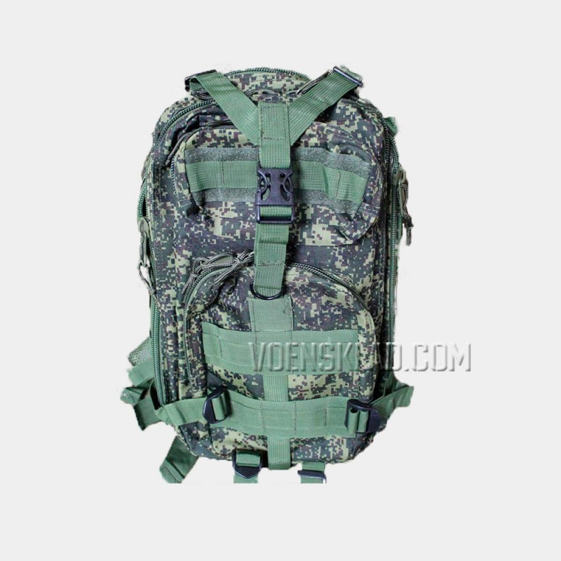 Tactical backpack 10-15 liters