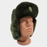 VKPO (VKBO) Winter Ushanka Hat