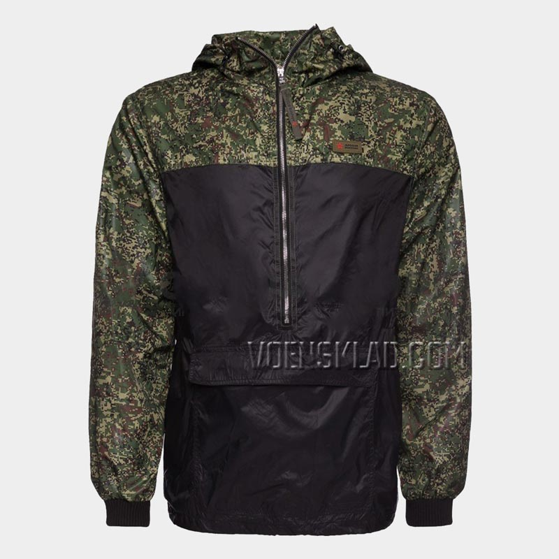 "Wind swell Anorak Jacket ""Armiya Rossii"" EMR"