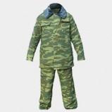 Winter Flora Camo Suit