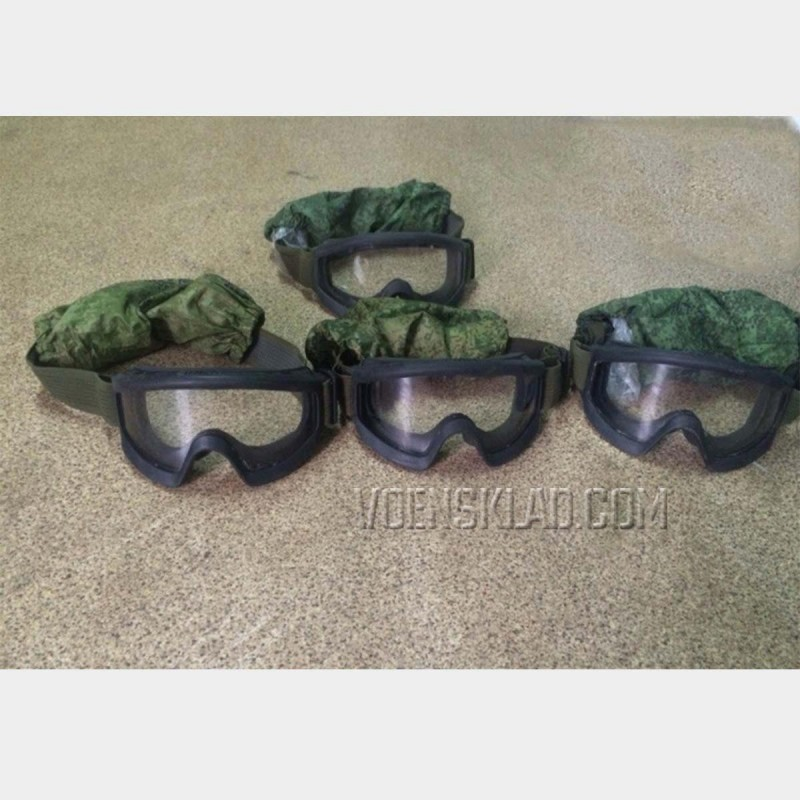 Tactical goggles 6B34 used