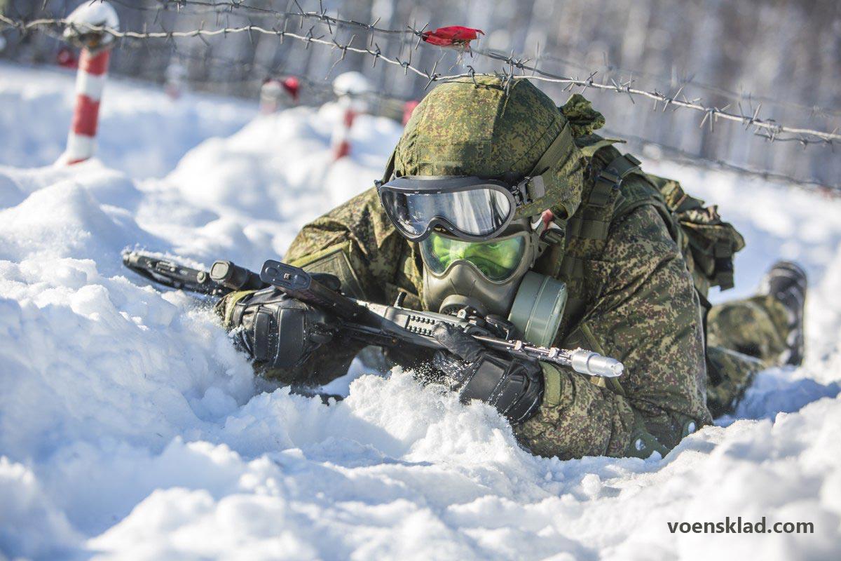 russian gas mask PMK-4